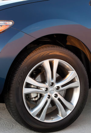 Tech Feature: Nissan Undercar Noise and Vibration Repairs
