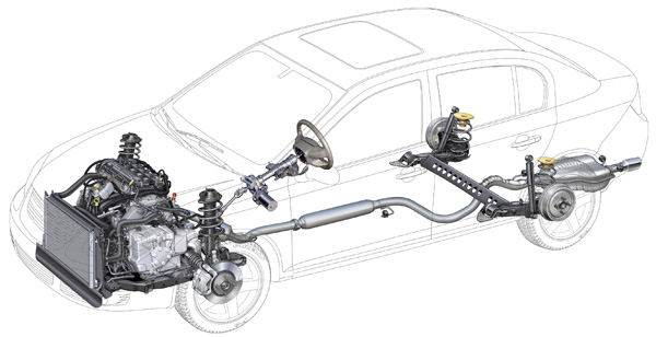 Alignment  U0026 Suspension Specs  2005