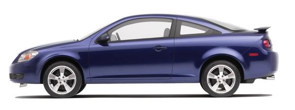 Chevy cobalt pontiac g5
