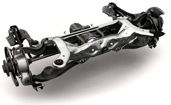 Alignment & Suspension Specs: 2007-2011 Ford Edge/Lincoln MKX