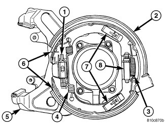 2008 Dodge Nitro Brakes Diagram