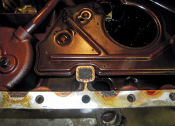 Volvo: Pulling the Plug on Plugged Oil Traps