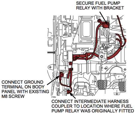 Tech Tip: Mazda6 Engine Won't Start in Cold Weather Mazda Fuel Pump Wiring Harness on fuel pump manual, fuel pump circuit breaker, fuel gauge wiring, fuel pump bracket, fuel pump relay harness, fuel pump sleeve, fuel pump vacuum pump, fuel pump gas tank, fuel pump harness connector, fuel pump fuse, fuel pump switch, fuel pump wheels, fuel pump battery, fuel safety switch location, fuel pump voltage regulator, fuel pump hoses, ford fuel pump harness, fuel pump solenoid, fuel pump injectors, fuel pump engine,