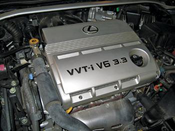 Toyota/Lexus Timing Belt Service On 3 3L V6 Engines