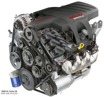 Servicing Gm's 3800 V6 Engines - Repair Wiring Scheme