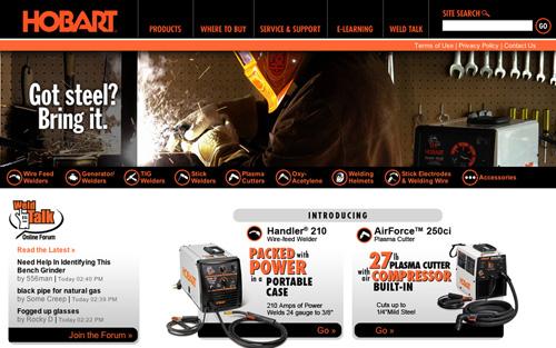 Hobart Offers $40 Rebate on Handler 125 EZ Wire Welder
